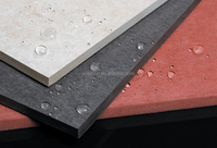 Weather resistant Silicate board Fiber cement type