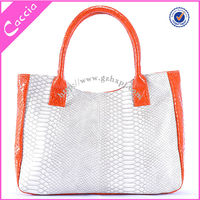2014 snake skin fashion bags ladies handbags