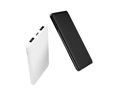 2017 New Unique Product Ultrathin Type C Power Bank 5000mAh