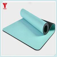 Virson Yoga&Pilate natural rubber yoga mat ,Type custom alignment PU yoga mat