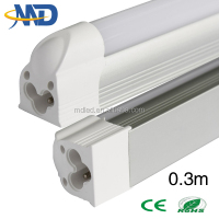 5w T5 led tube light 1ft 90-260V fashionable led tuning light