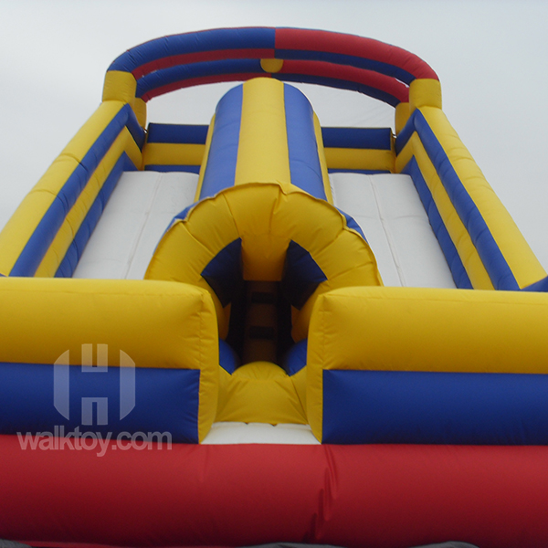 New design inflatable slide,theme inflatable slide,inflatable wet and dry slide