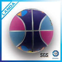 low price hot sell rubber panels 8 basketball
