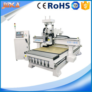 KL-B1 Panel Furniture cutting and drilling Machine