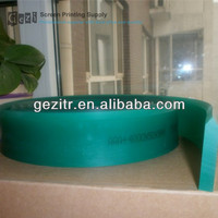 Gezi factory offer polyurethane rubber squeegee