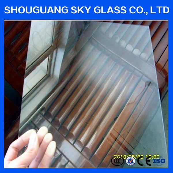 1.5mm Picture Frame Clear Sheet Glass Manufacturer