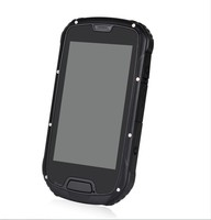 waterproof shockproof military phone S09 4.3'' IPS screen android 4.2 dual core mtk6589 dual card 3G smartphone