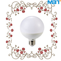 LED Lamp 806lm LED Round Bulb 270 Degree E27 G80 10W LED Lights With CE RoHS Certificate led light bulb dimmable well