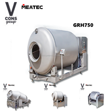 high efficient meat vacuum tumbler equipment for meat processing
