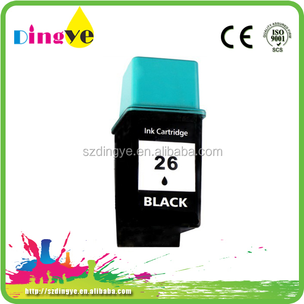 Top quality egg printing remanufactured printer Inkjet cartridge for hp 51626a