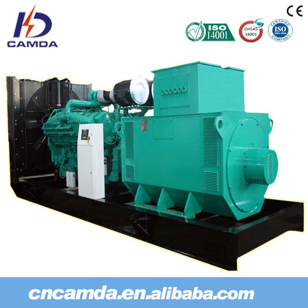 CAMDA Hot Sale diesel generator- set 21 KW-----1320KW with CCEC engine