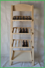cheap wooden Wine Dispaly Shelf