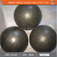 12-150mm lease wear rate grinding steel ball casting ball