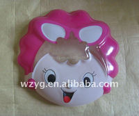 full face animal mask children anime mask