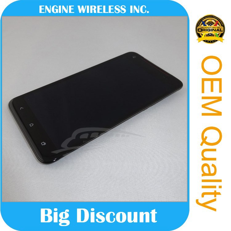high quality A++ lcd display for htc butterfly s lcd display