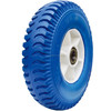16inch 4.00-8 pu foam tyre wheel for wheelbarrow