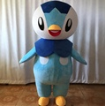Lovely pokemon mascot costume/carnival costume