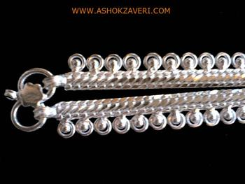 Best Silver Payal Hand Made