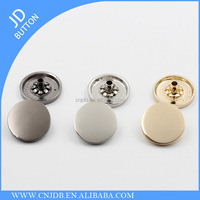 wholesale fashion custom metal snap button for jacket