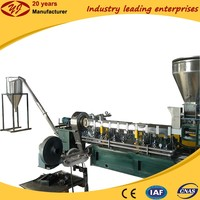 High performance For Plastic Extrusion plastic film folding making extrusion machine