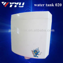 020 water saving toilet tank plastic wc cistern