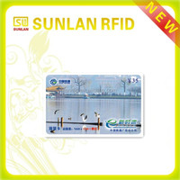 CMYK Offset Printing Onity Programmable RFID Cards with Compatible Chips for Access Door Control(ISO certification)