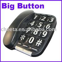 single line big button phone