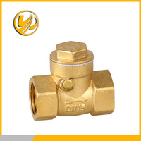 alibaba top sellers brass check valve