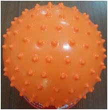 "3"" inflatable message ball- customized color"