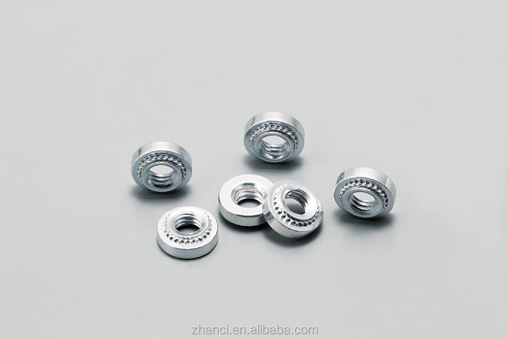 Good news! Steel and stainless steel types S, CLS self clinching nuts CLS-0428-1/2 for promotion