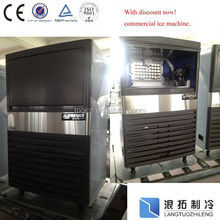 With Embraco compressor Langtuo brand ice cube machine for sale