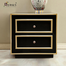 Custom High Quality Bedside Table Nightstand,Classic Bedside Table Modern