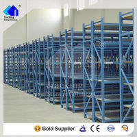 Jracking warehosue reliable and preferred metal rack warehouse used adjustable industry shelving