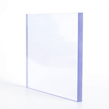 High quality anti-scratch pc solid light diffusing polycarbonate sheet