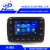 Universal waterproof mp4 player with 5 inch TFT screen bluetooth control GPS navigation for ATV UTV Motorcycle yacht kitchen