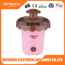 Antronic ATC-CF01 mini chocolate fountain machine supplier with battery