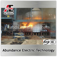 0.5-200 tons Ferrosilicon furnace for ferrosilicon alloy production/Submerged Arc Furnace(SAF)