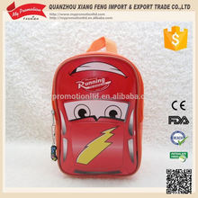 Plastic waterproof 2015 new product promotional school backpack for girls