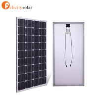 150W Monocrystalline Solar Cells For Sale