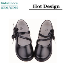 Best selling oem girls leather school shoes/cheap shoes 2.99/kids shoes