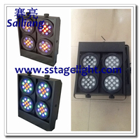 Quad Hot New Products for 2016 Led Dj Audience Blinder Lights