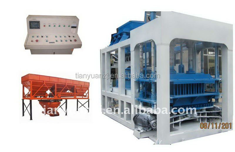 Automatic bargain small scale brick production machine Production line