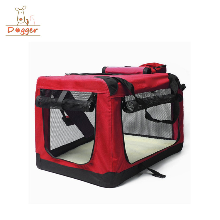 dog carrier bags , custom soft side dog crate , waterproof pet carrier