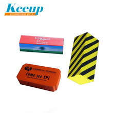Wholesale promotional gift logo imprinted pu Cube stress ball