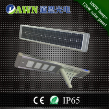 100W China distributors integrated all in one solar led street light street solar led
