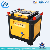 Worm gear steel bending machine, electric rebar bender with national standard copper motor