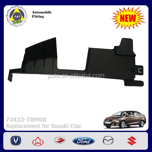 Car Accessories 72433-78M00 Front End Lower LH Cover for Suzuki Ciaz