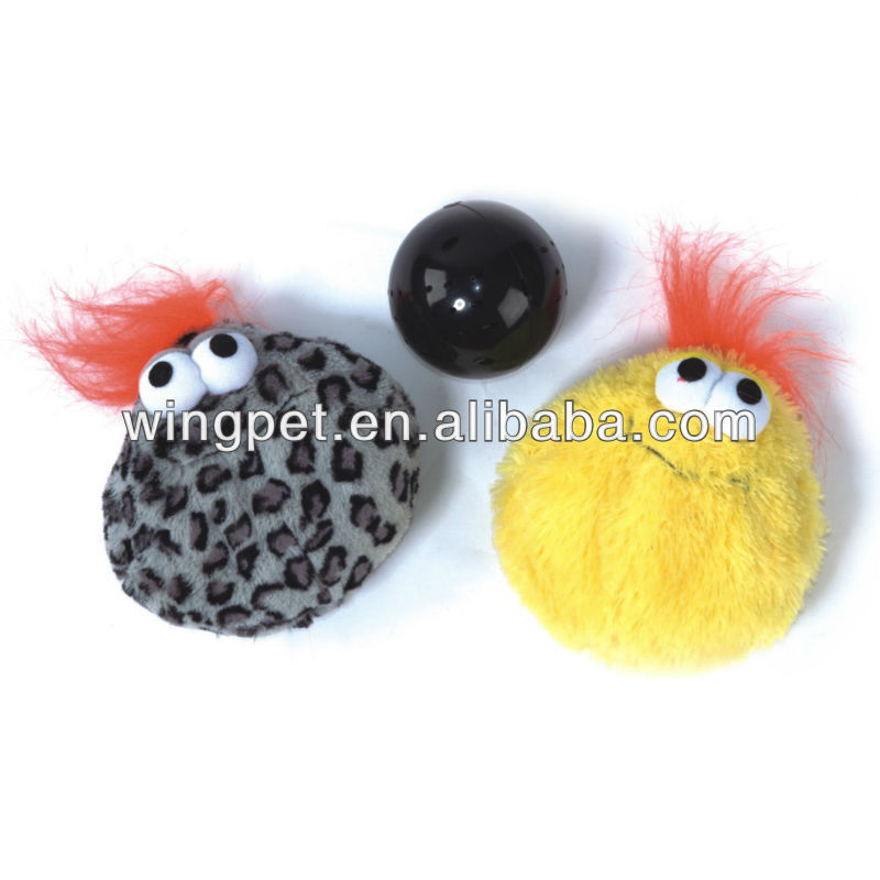 2014 new plush dog sex toys pet toy ball