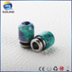 drip tip anti spit back 510 drip tip resin with 510 tip drip