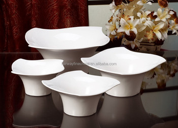 Customized Hot Sale Porcelain Ceramic Ice Cream Salad Bowl